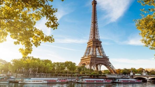 Tour Eiffel Emblem