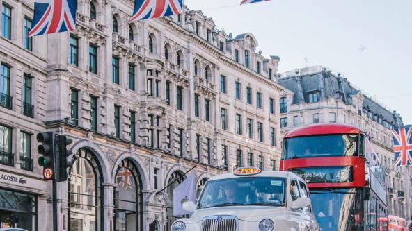 The best way to travel around London
