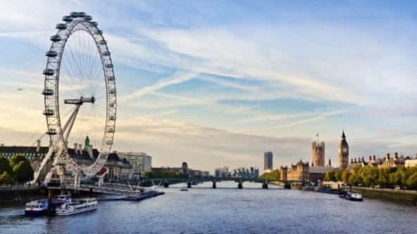 London Eye attraction