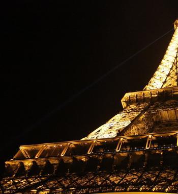 Tootbus Paris Christmas Lights