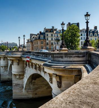 Tootbus Paris Discovery Pont Neuf