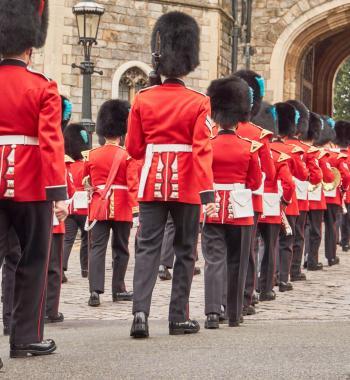 Must See Winndsor Guard