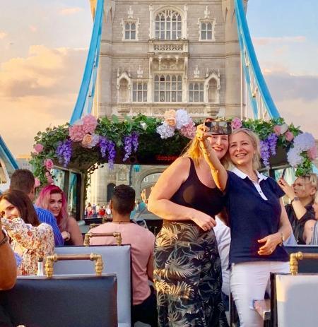 London Bar Bus