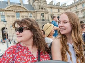 Tootbus Paris Express Louvre