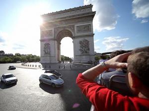 Tootbus Must See Paris Arc de Triomphe