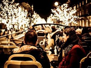 Tootbus Paris Christmas Montaigne