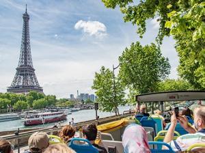 Tootbus Paris Discovery Tour Eiffel