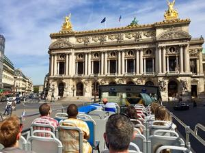 Tootbus Paris Express Opera Garnier