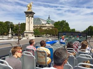 Tootbus Paris Discovery Grand Palais