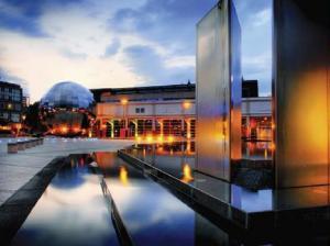 Tootbus Bristol Discovery Planetarium