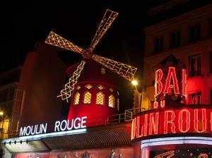 Tootbus Paris by Night Moulin Rouge