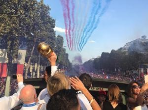 Tootbus Paris Private Hire Sport Events