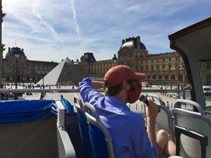 Tootbus Paris Insolite Louvre