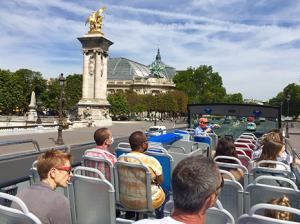 Tootbus Paris Discovery Pont Alexandre III