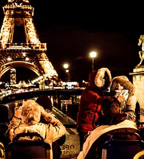 Tootbus Paris by Night