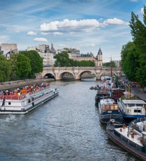 Tootbus Paris Kids Tour Seine cruise